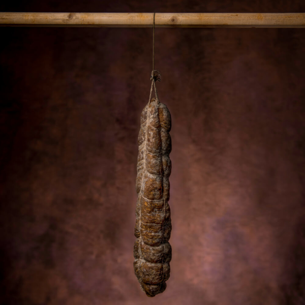 Saucisson-Long-bridé